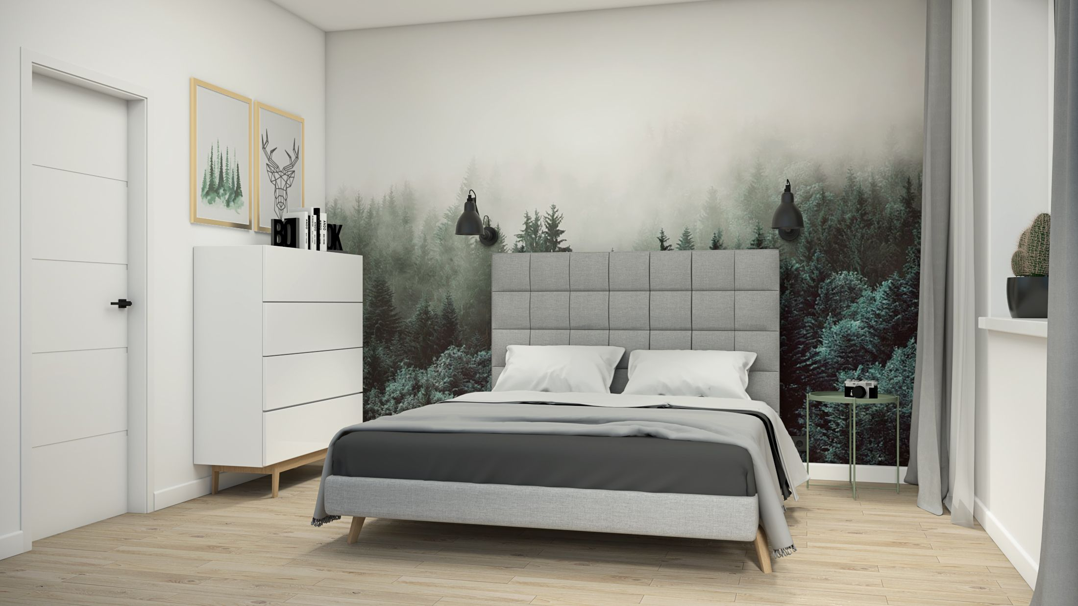 #Bedroom #Interiordesign
