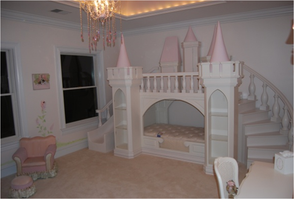 Think I Can Convince The Hubby To Build One For My Little Girls?