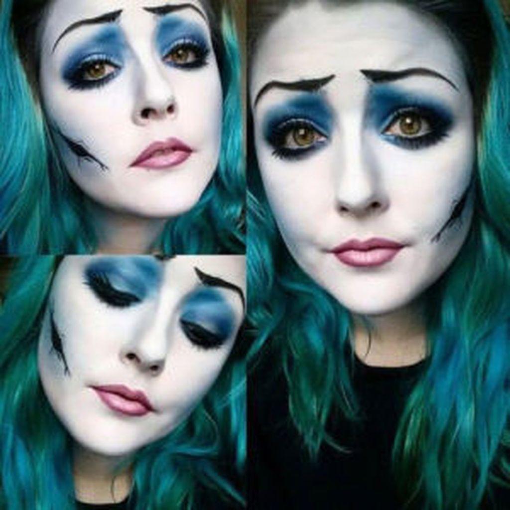 Stunning Halloween Hairstyle Ideas for Women  Halloween