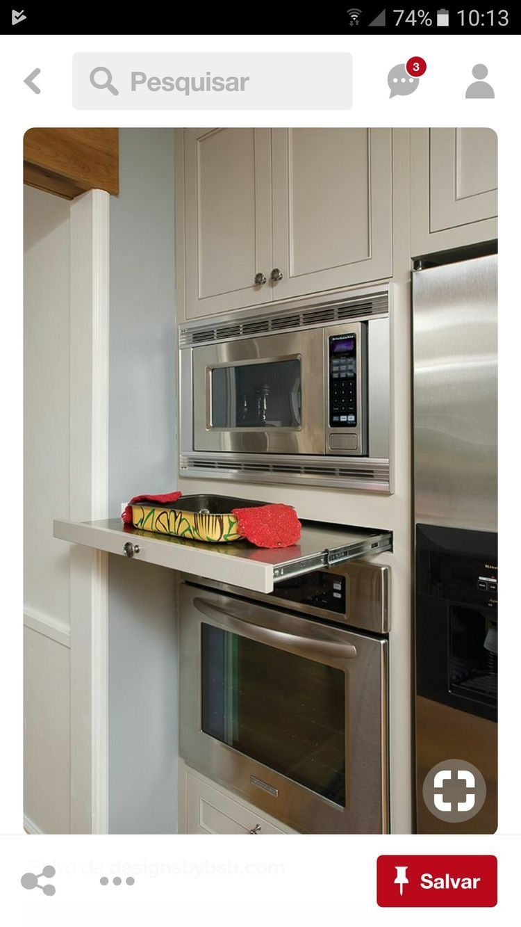 pin by isabel on tiny house inspiration kitchen appliance storage wall oven kitchen custom on organizing kitchen cabinets zones id=68251