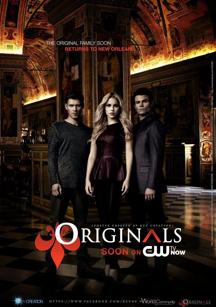 The Originals Saison 3 : originals, saison, Poster, Originals, KCV80, DeviantART, Originals,, Original, Series