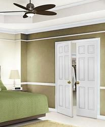 Pin By Julie Delaossa Little On Room For Two Closet Doors
