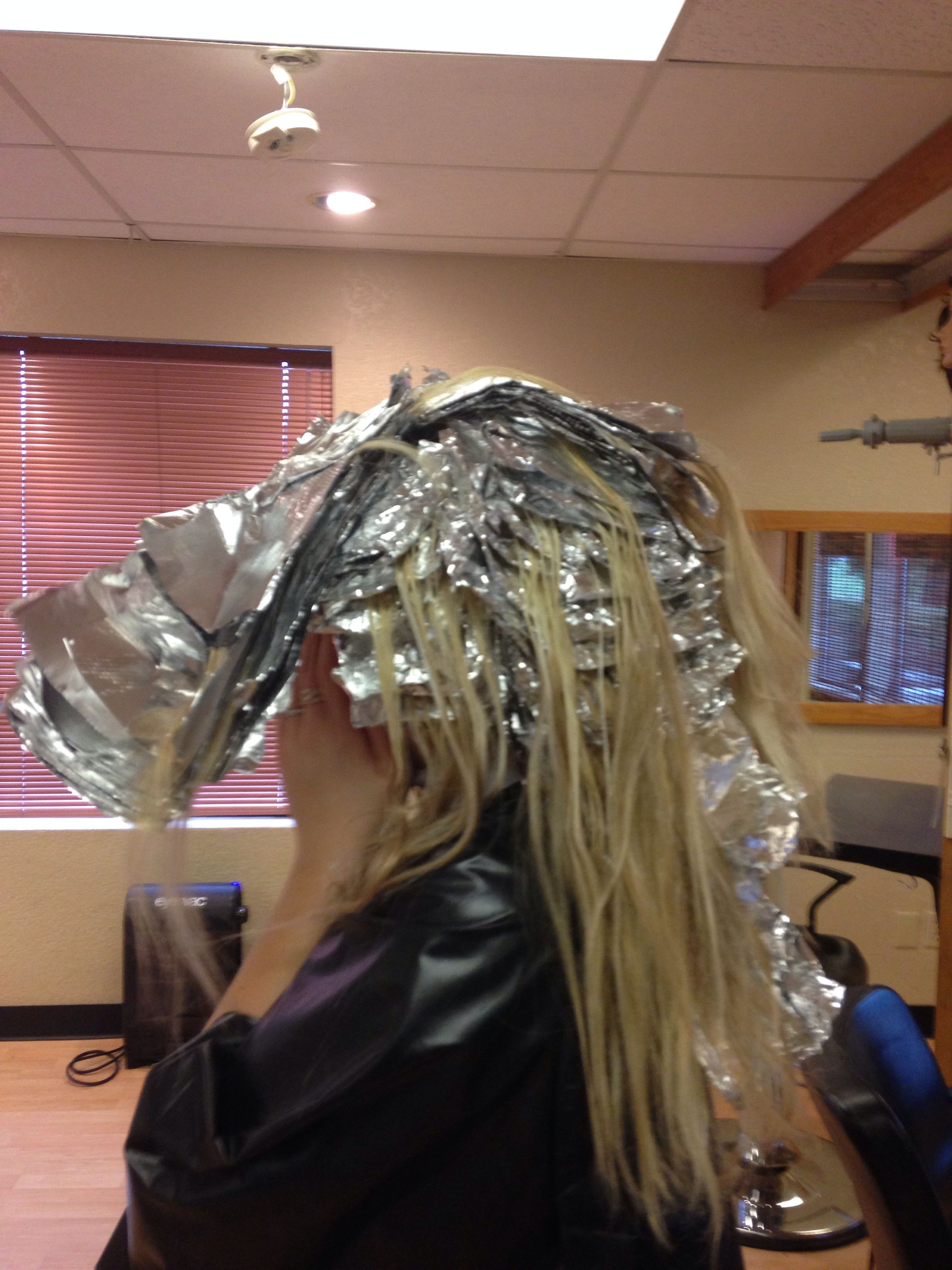 Foils on foils on foils