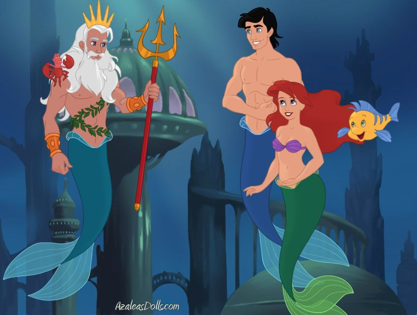 Disney princess ariel pregnant