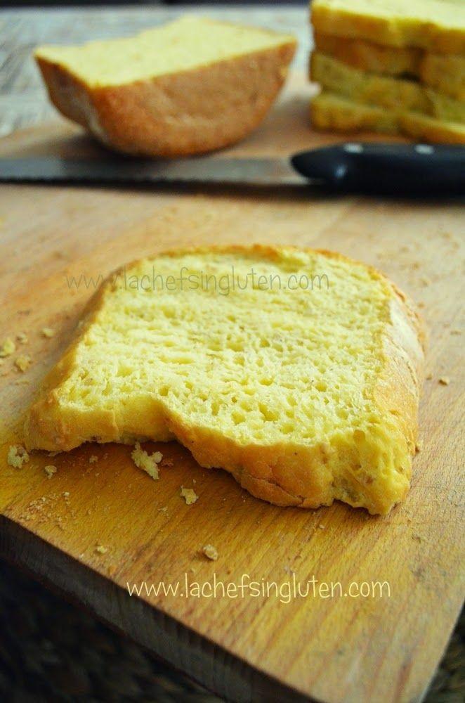 hacer pan con harina de maiz sin trigo