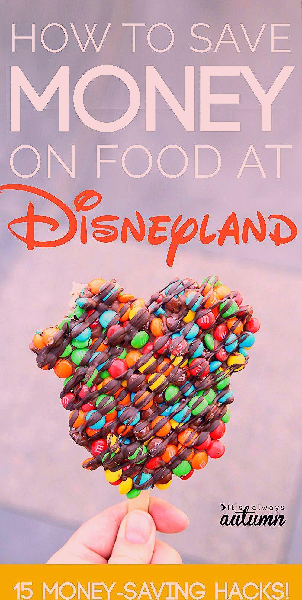 Photo of best hacks for saving money on food at Disneyland – It's Always Autumn