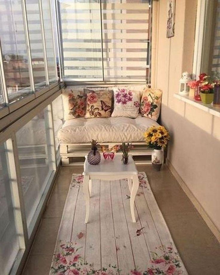 Photo of 40+ elegant leilighet liten balkongdesignideer for deg – hage og utendørs – # …