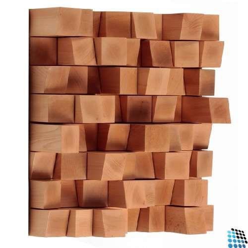 multifuser wood panneau diffusant bois massif bois pinterest panneaux acoustiques. Black Bedroom Furniture Sets. Home Design Ideas