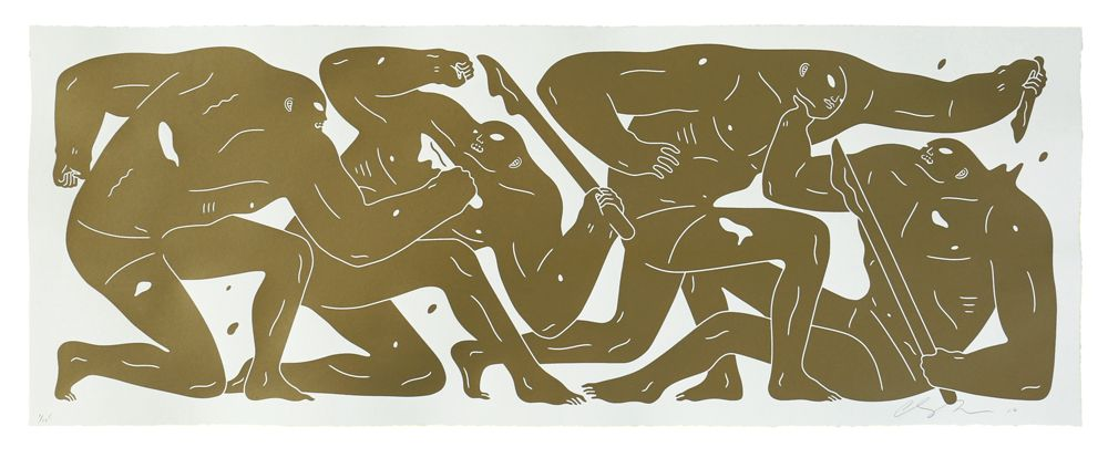 Cleon Peterson – Black Book Gallery