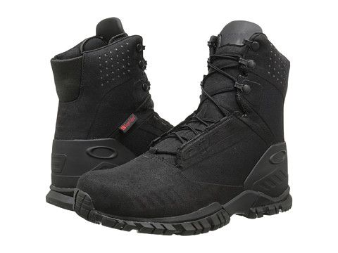 Oakley Si 6 Lightweight Military Boot 6 Inch Black