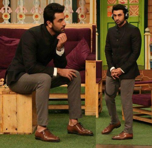 Ranbir Kapoor on The Kapil Sharma Show : Ranbir looked ...