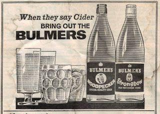 Old Hereford Pics Bulmers Cider Cider