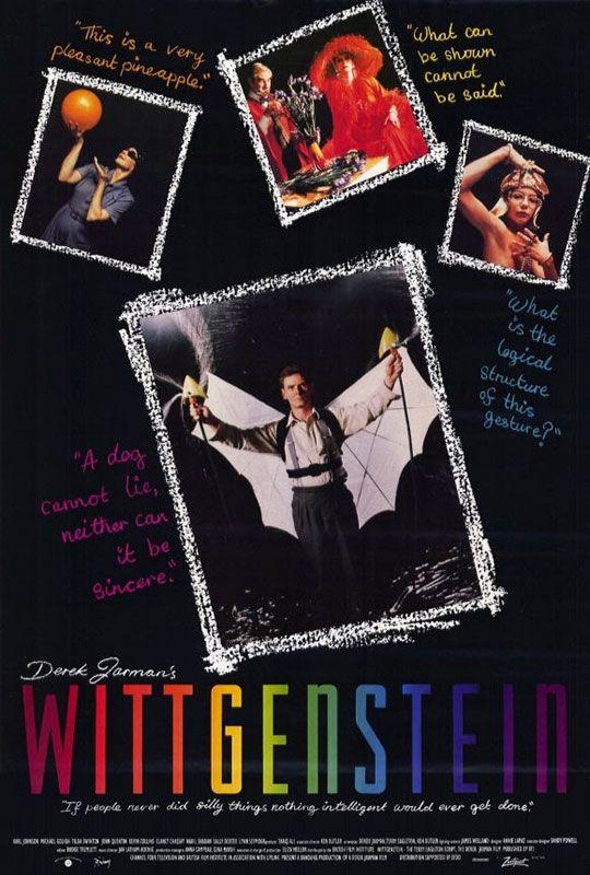 Wittgenstein, 1993 - USA poster