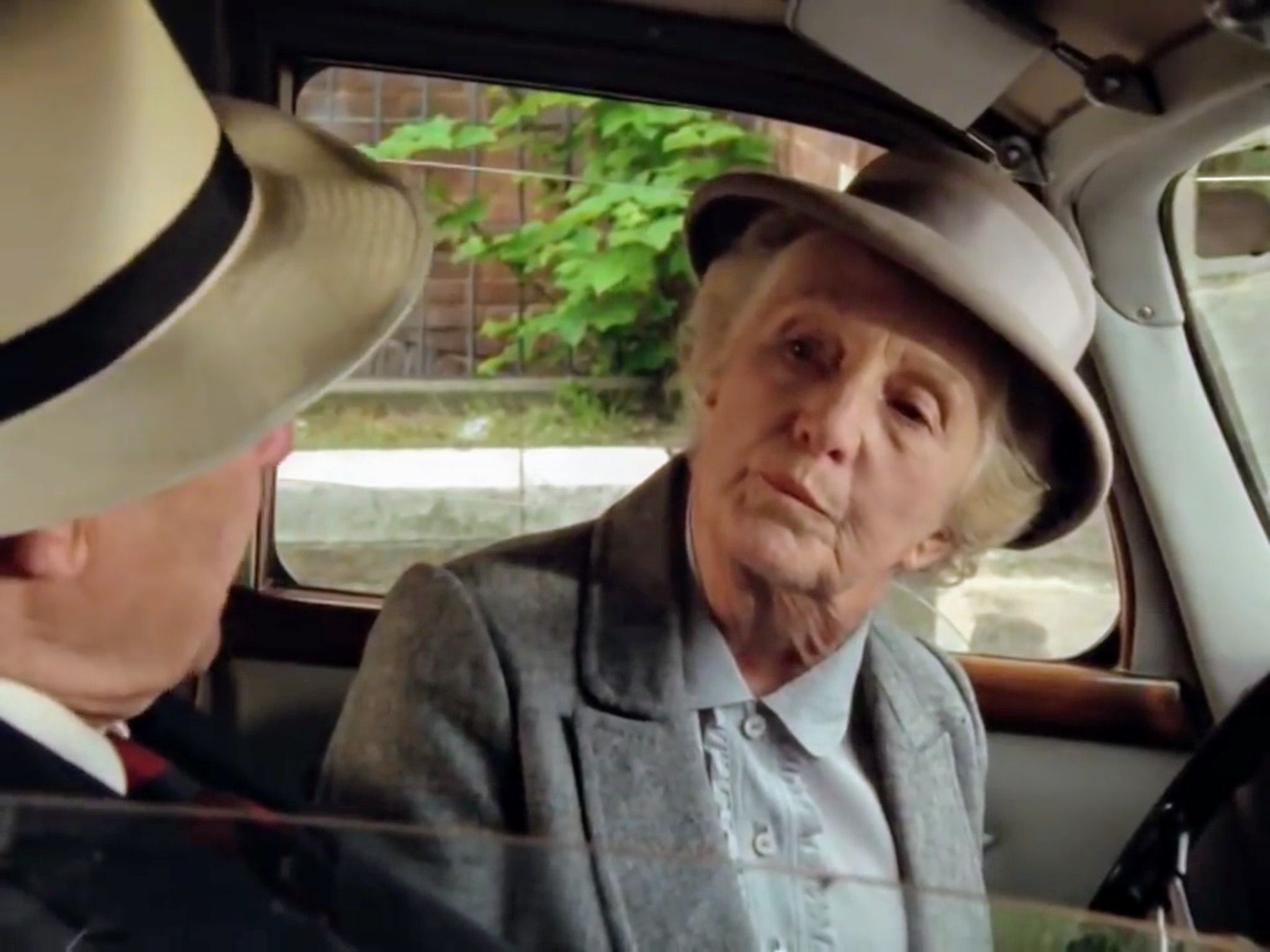 Agatha christie miss marple and sir henri in the body in