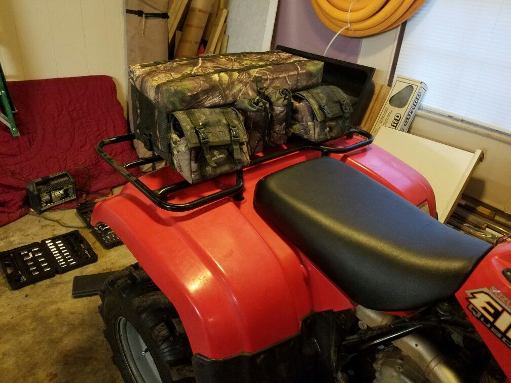 camo bag got for Christmas