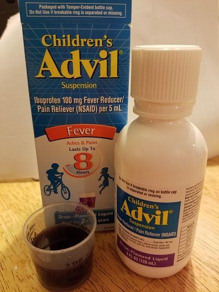 Fever Medicine Kids Pediatrics Fever Medicine Cough