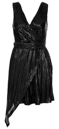 Hunt No More Starstruck Sukienka Koktajlowa Czarny Zalando Poliester Black Dress New Years Dress Dresses