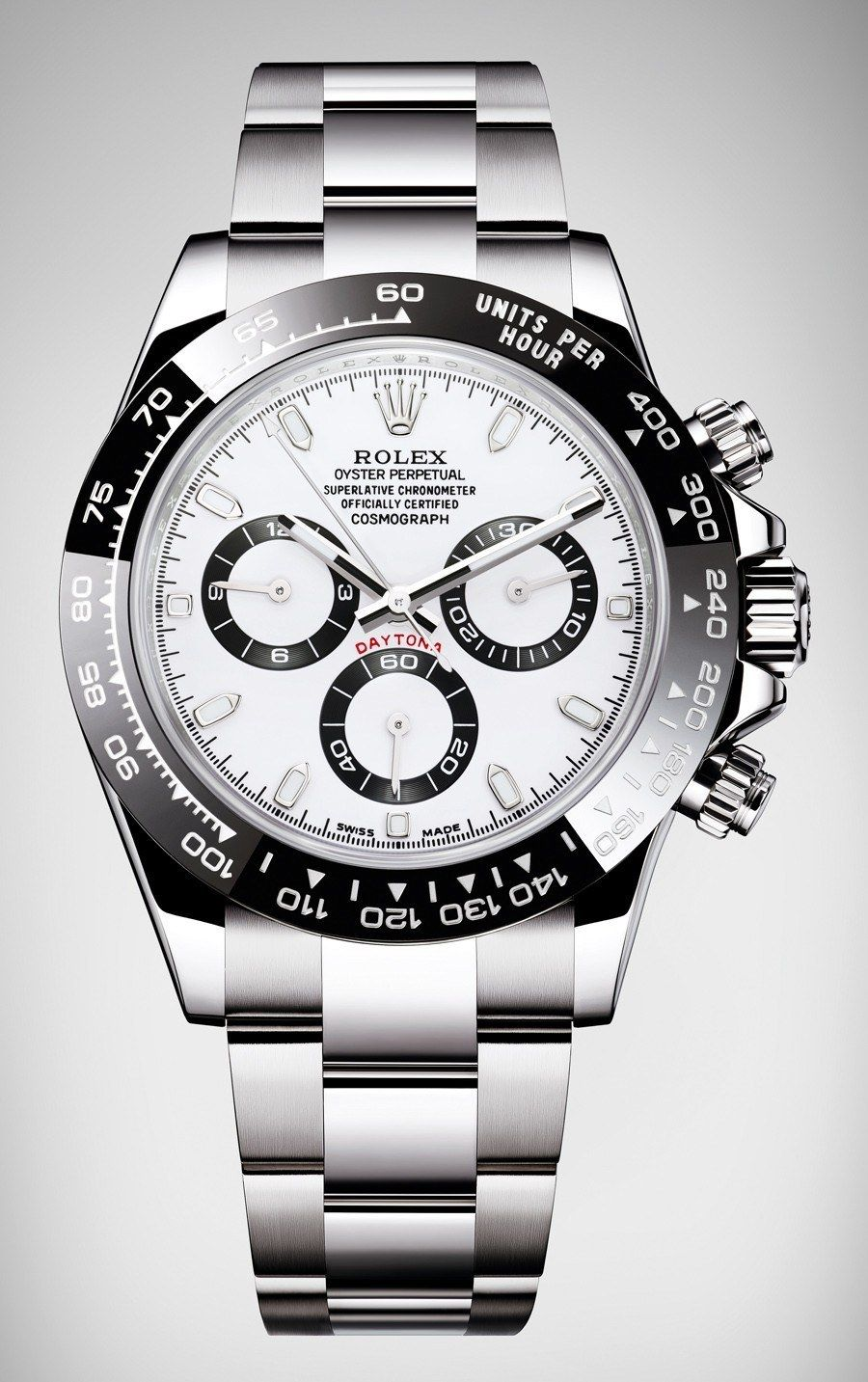 Rolex: Oyster Perpetual Cosmograph Daytona #rolexwatches