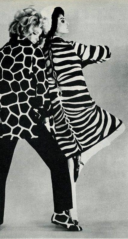 Guy Laroche, Vogue UK 1965