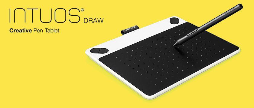 WACOM 數位板 Intuos Draw CTL-490