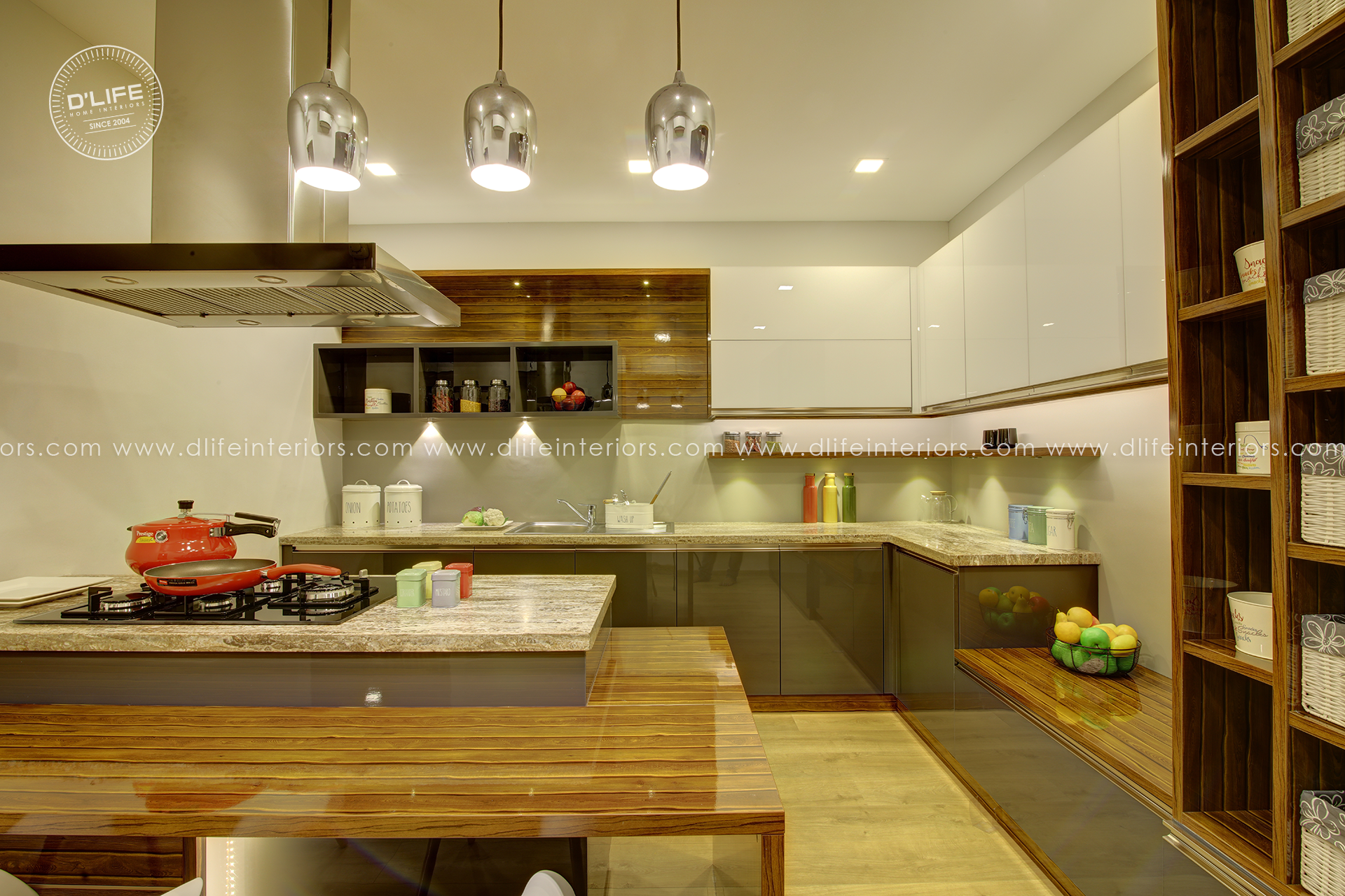 Best In Large Size Kitchens Space Gets Utilized Ideally 400 x 300