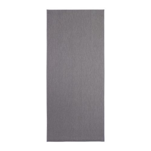 Sollinge Tapis Tisse A Plat Gris 65x150 Cm Avec Images Ikea