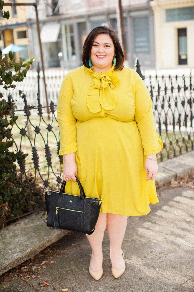 Mellow Yellow + GiGi New York Review | Gelb, Frau und Farben