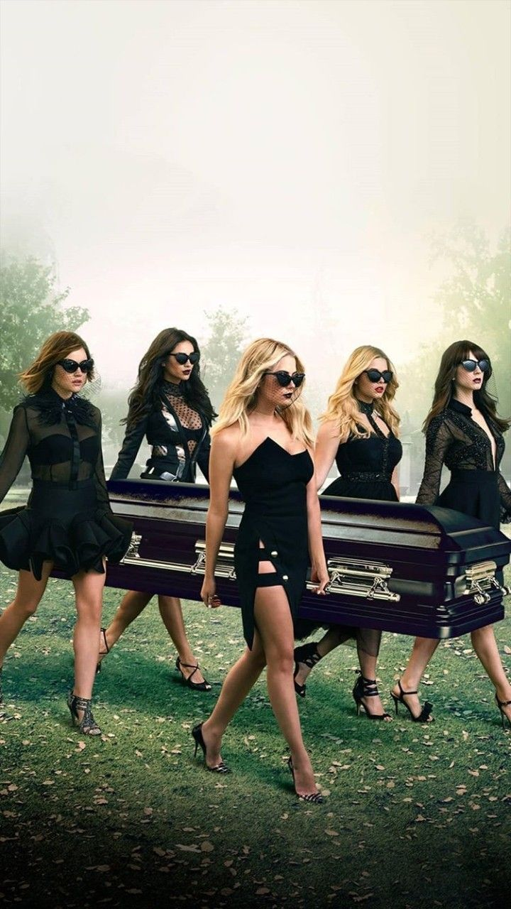 Pin by Jennifer Lopes on Séries | Pretty little liars ...