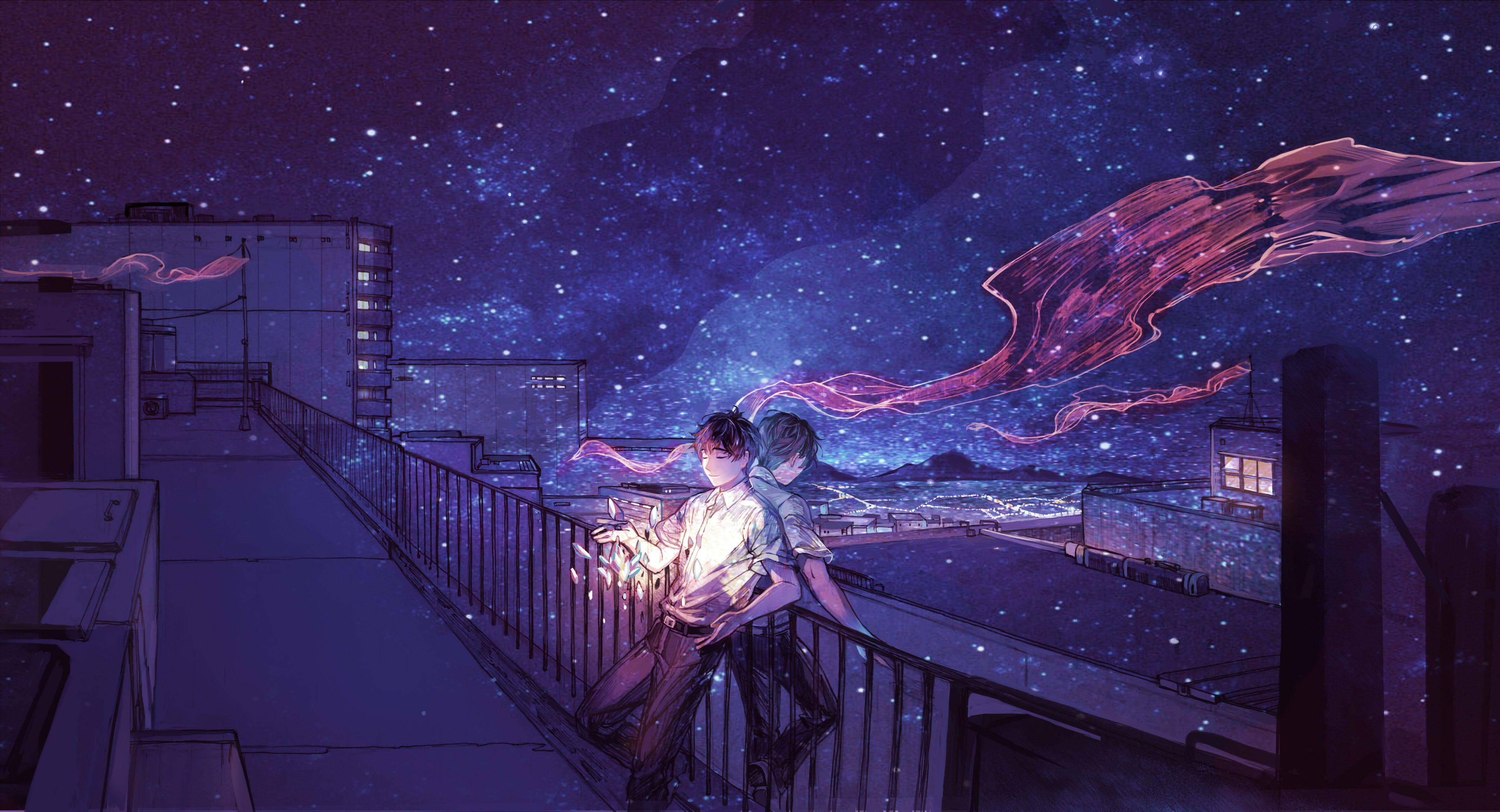 4K Youth Anime 4K wallpaper hdwallpaper desktop