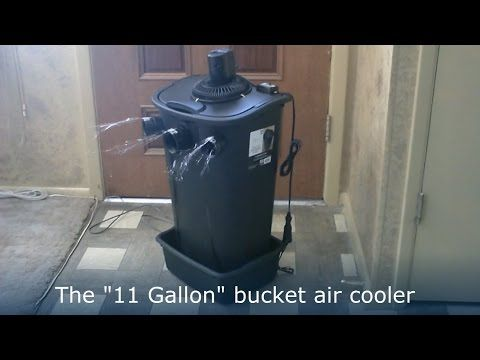 Youtube Homemade Air Conditioner Diy Air Conditioner Diy Cans