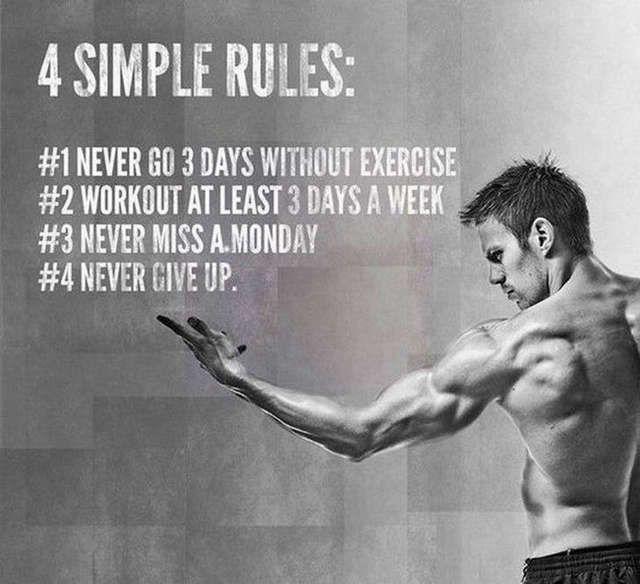 Morning Fitness Motivation (14 Photos) – Suburban Men  #fitness #fitnessinspiration #inspirationalfi...