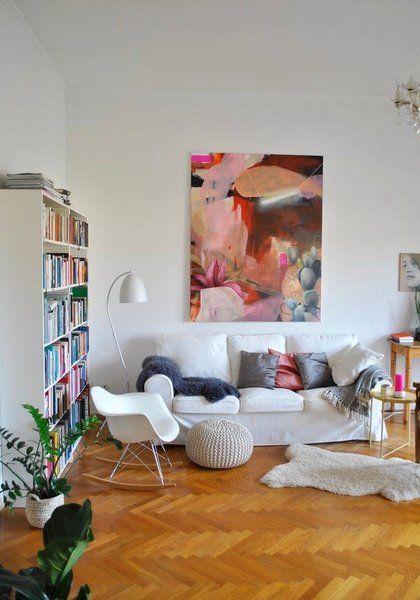 stellt vor 10 neue Wohnungseinblicke Living rooms, Interior