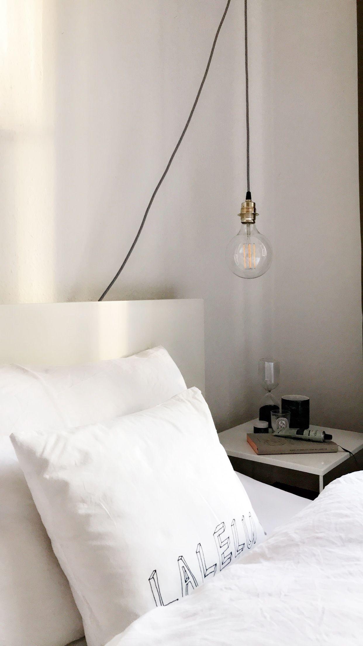 Mit Der Farbe Weiß Setzt Alexandra Krüsi Auf Ein Frisches Gestaltungskonzept  Im Schlafzimmer, Dass Ihr Beim Erwachen Am Morgen Direkt Das Aufstehen ...