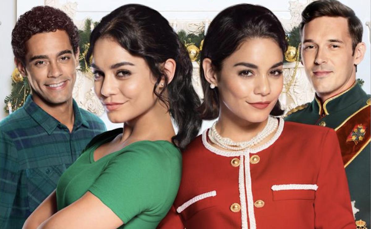 Netflix S New Rom Com The Princess Switch Has Meghan Markle Written All Over It Vanessa Hudgens Christmas Romance Movies