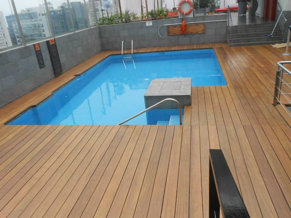 Garapa Holz | Terasse | Pinterest | Holz
