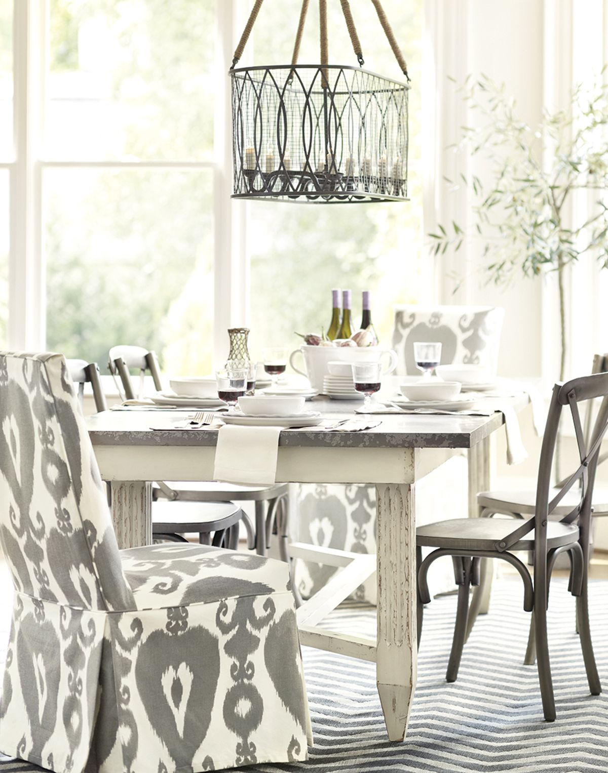ballard designs dining chair slipcovers the chronicles of narnia silver 2016 photo gallery gray room and