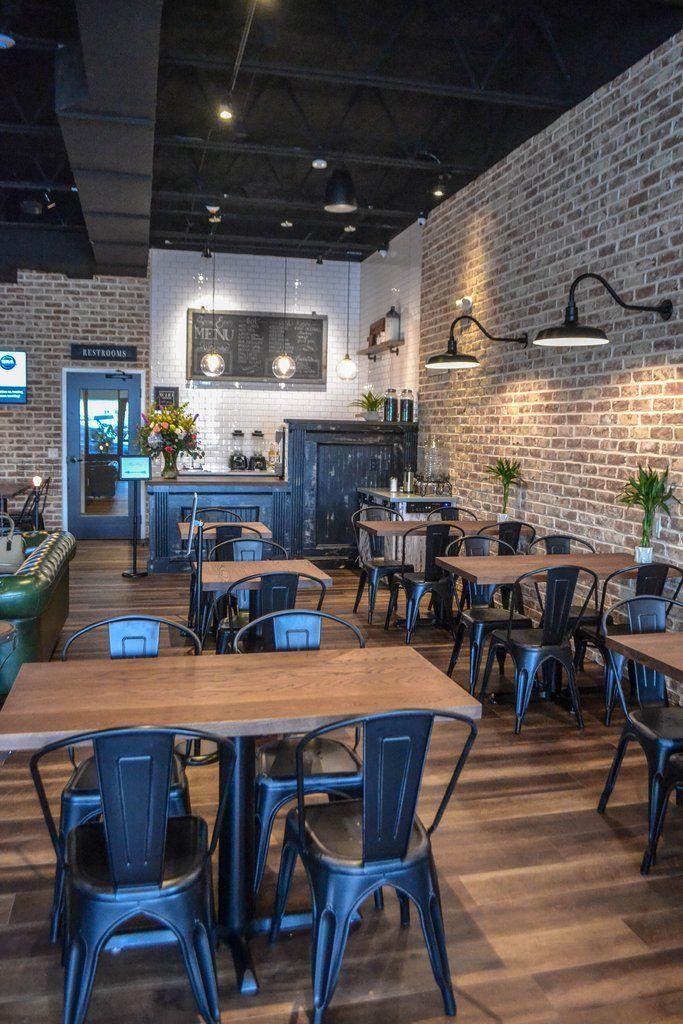 Coffee Shop Design in 2020 | Cafe interior design. Restaurant interior design. Cafe interior