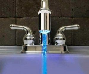 Bathroom Faucet No Water Coming Out $4.99 usd : led kitchen sink faucet nozzle – ever wanted cool