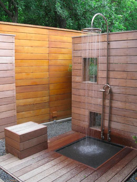 Pin de corina rendon en terraza pinterest piscinas - Duchas para terrazas ...
