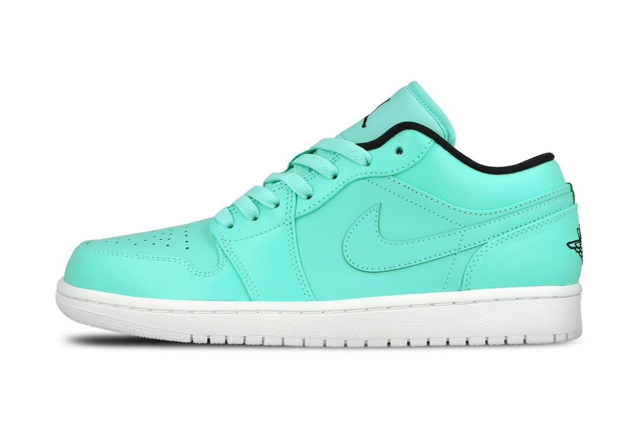 The Air Jordan 1 Low Is Now Available in