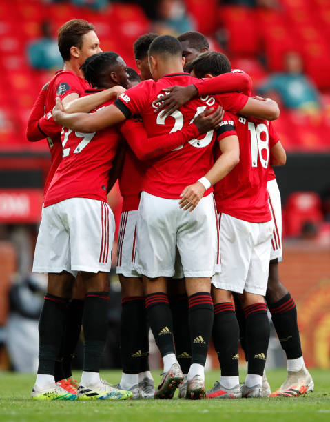 12 490 Manchester United Vs Southampton Photos And Premium High Res Pictures Getty Images In 2020 Manchester The Unit Manchester United