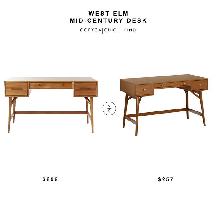 23+ West elm desk mid century ideas