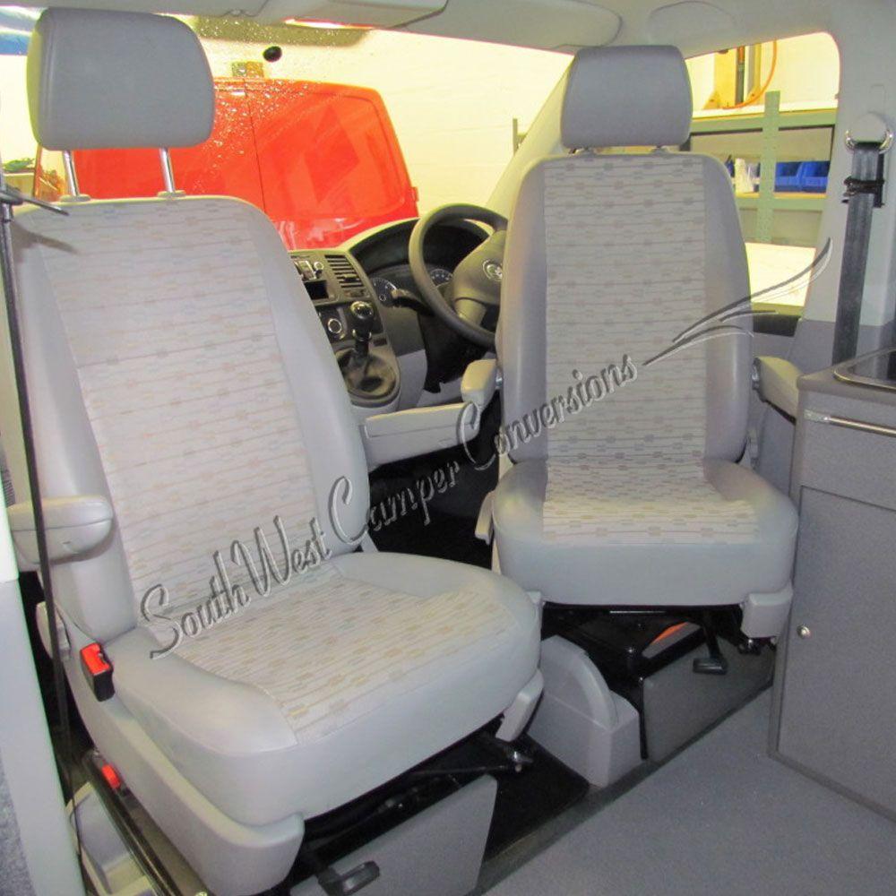 vw transporter t5 single passenger seat)