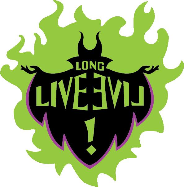 Refiz A Logo Maleficent Do Filme Descendentes Da Disney Para