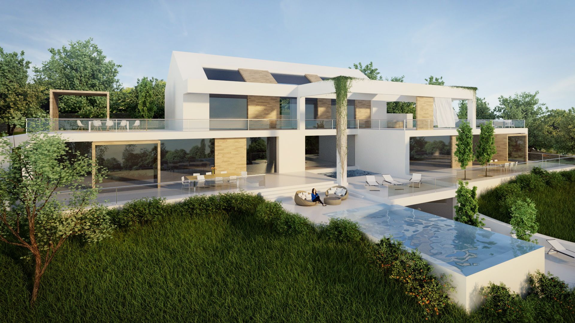 Explore Modern House Design, Modern Houses And More!