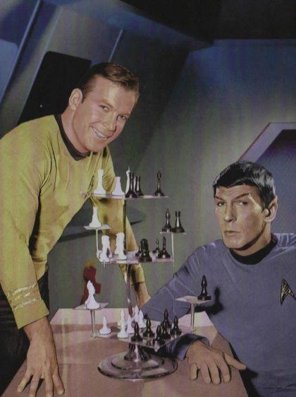 Captain Kirk And Mr Spock Captain Kirk Star Trek Kirk