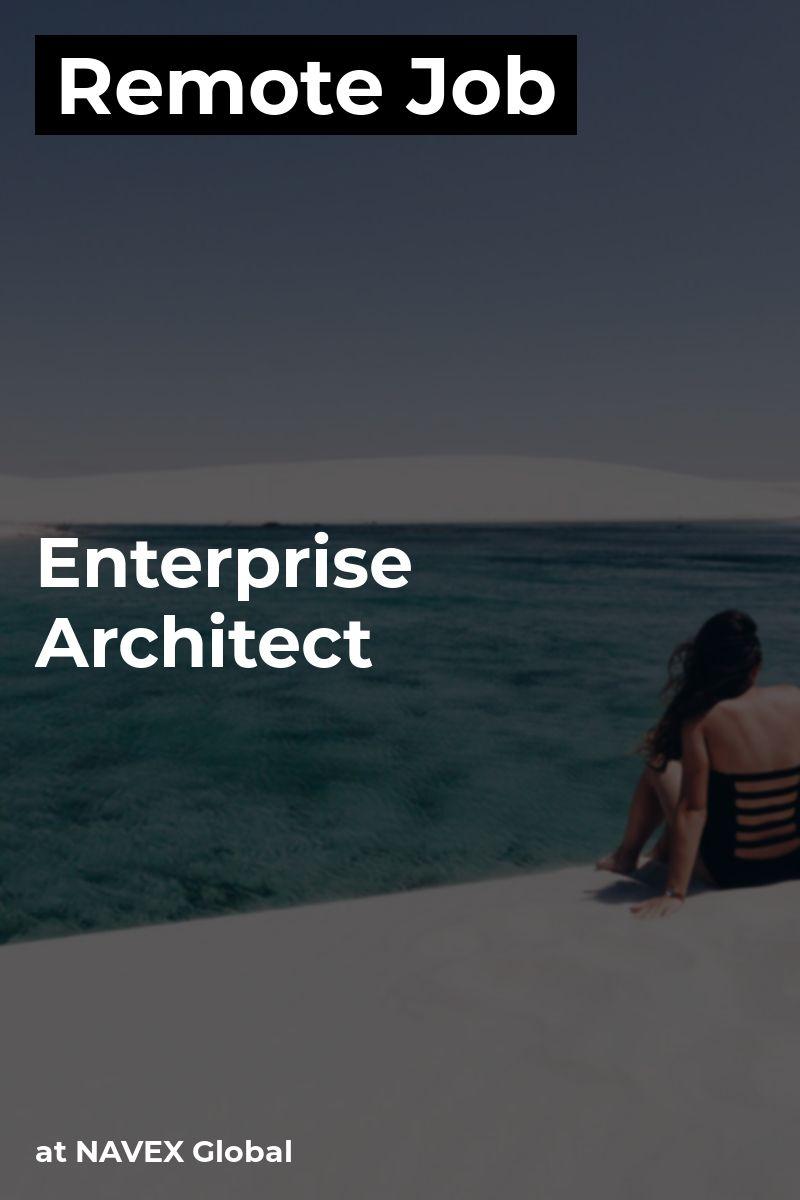 Remote enterprise architect at navex global