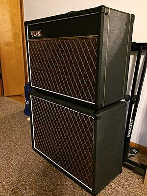 Custom Extension Cabinet for Vox AC15C1 Combo Amp | Music ...
