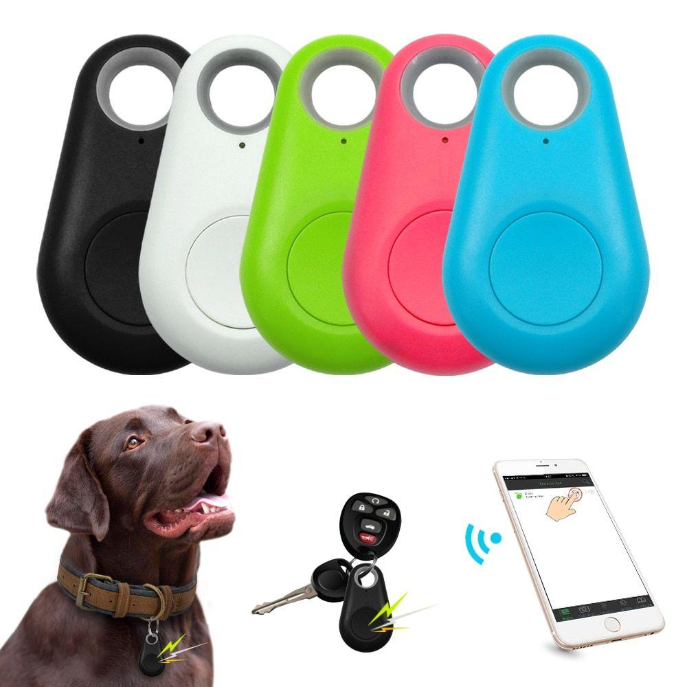 Pet Smart Gps Tracker Mini Anti Lost Waterproof Bluetooth Locator