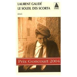 Le Soleil des Scorta - Laurent Gaudé